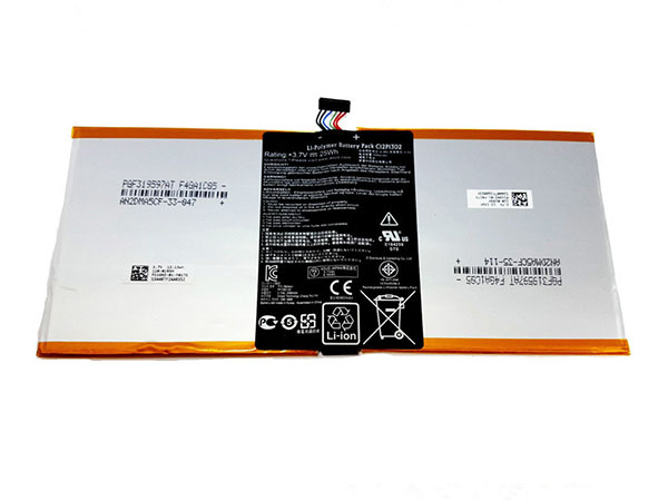 Tablet Akku C12P1302