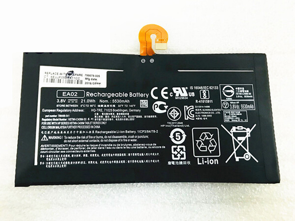 Tablet Akku HSTNN-Q93C