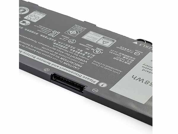 Dell RPJC3 39DY5 F62G0