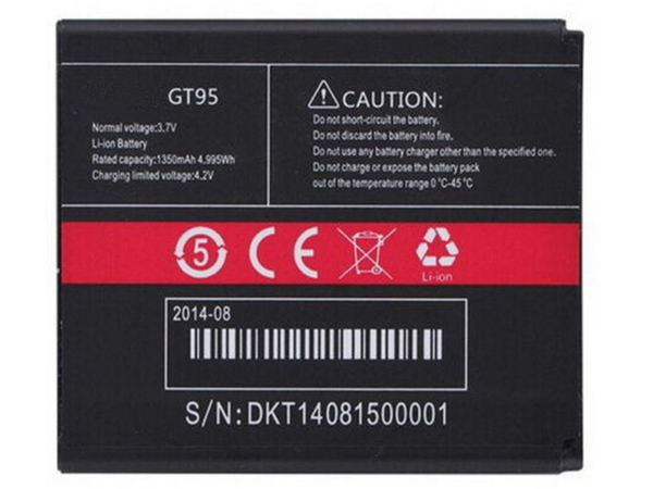 CUBOT GT95
