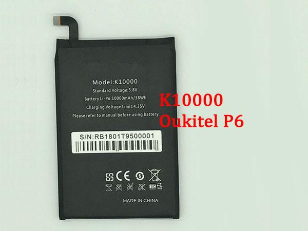 Handy Akku K10000