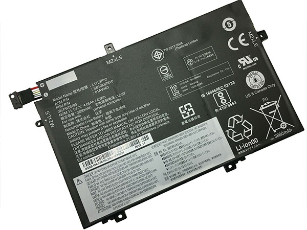 Notebook Akku L17L3P52