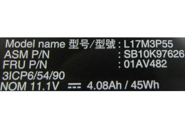 Lenovo L17M3P55