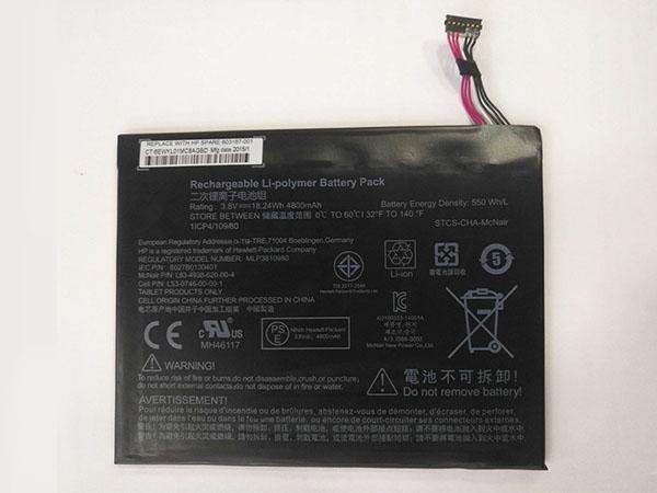 Tablet Akku MLP3810980