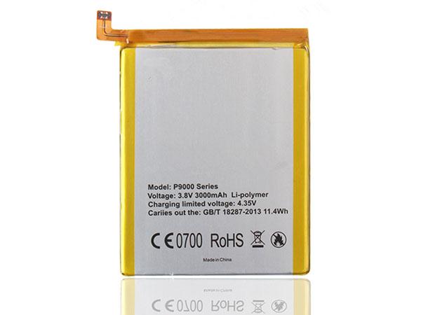 Handy Akku P9000