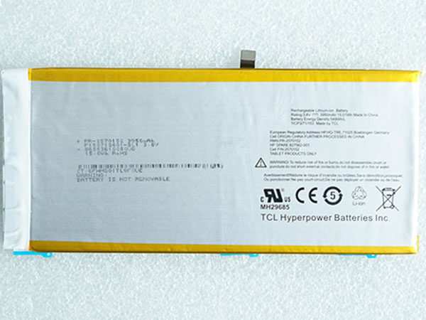 Tablet Akku PR-2570152
