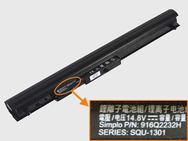 Notebook Akku SQU-1301